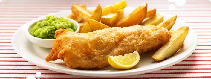 Friday Fish & Chip Night