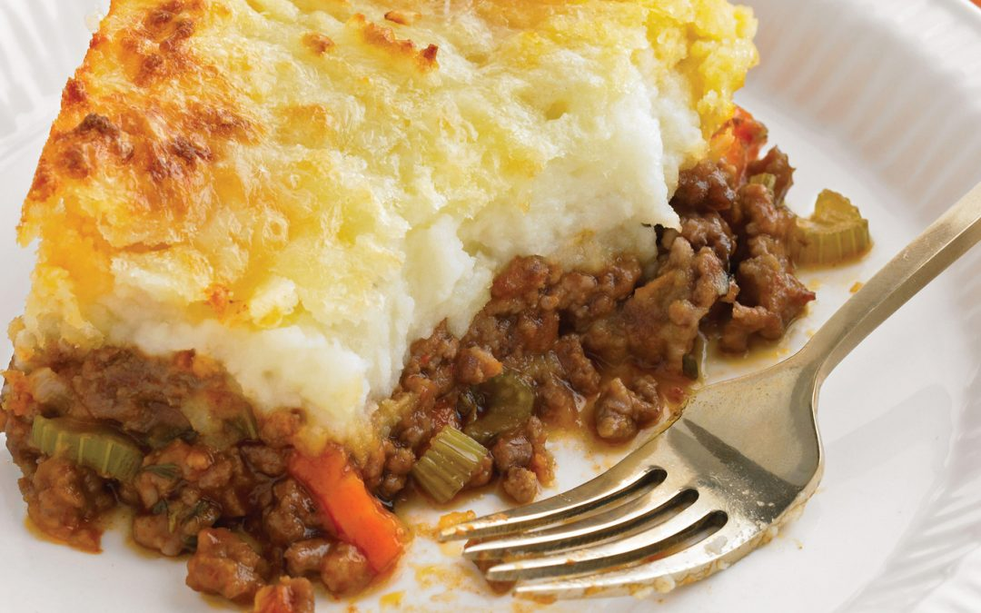 Thursday Shepherd's Pie Night